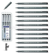 STAEDTLER PIGMENT LINER - Graphic drawing pen in 9 different line widths