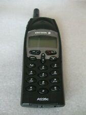 Rare! Sony Ericsson a1228c Vintage (Verizon) CDMA Brick Cellular Phone Works!