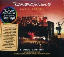 live In Gdansk 2cd 2dvd 5099923549326 By David Gilmour CD