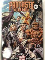 Fantastic 4 Vol.2 :Road Trip (2013) Marvel TPB SC Fraction