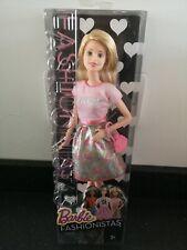Barbie Fashionistas doll 2 Dream Floral Millie Fashion Second Wave 2014 Mattel