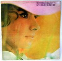 Esther Ofarim - Self Titled 1972 LP Rare covers of Leonard Cohen Doors BS&T etc