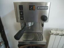 RANCILIO SILVIA Espressomaschine Klassiker!