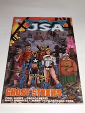 DC COMICS JUSTICE SOCIETY OF AMERICA TPB ghost stories JSA