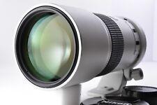 [ RARE Light Gray Near Mint ] Nikon AF-S Nikkor 300mm f/4 D ED IF w/Tripod Japan