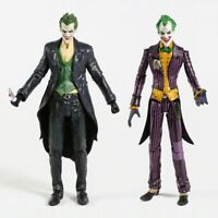 "THE JOKER 7"" Action Figure Arkham Origins Supervillain PVC Model Doll Toys Kids"