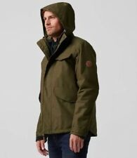 TIMBERLAND MEN'S RAGGED MOUNTAIN 3-IN-1 WATERPROOF FIELD JACKET A1AI4302 SIZE: M