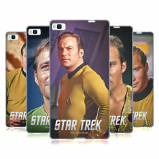 Star Trek Silicone/Gel/Rubber Cases & Covers for Huawei