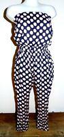combinaison pantalon neuf Taille unique femme décontractée catsuit overall 47&