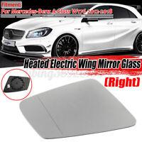 Droit Chauffé Verre Miroir Aile Pour Mercedes A-Class W176 A180 A200 A250 12-18