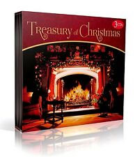 TREASURY OF CHRISTMAS: 101 STRINGS ORCHESTRA LIMITED EDITION 3-CD HOLIDAY SET!