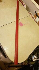 88-89 Crx Door Protector Trim Right Used Oem