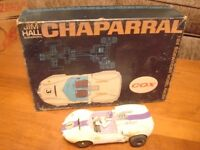 COX CHAPARRAL 1:24 WITH BOX BG1