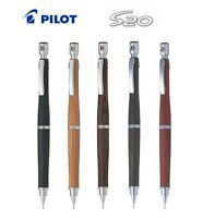 Pilot S20 Wood axis Low Center of Gravity Mechanical Pencil 0.5mm Drafting