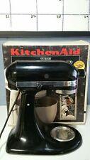 Kitchen Aid Ultra Power 4 1/2 Quart Mixer Only Onyx Gloss Black Ksm90