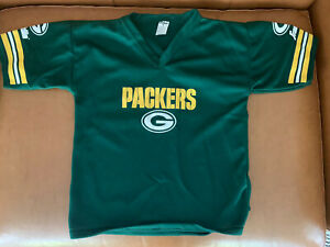 Franklin Green Bay Packers Shirt Youth Size M Medium