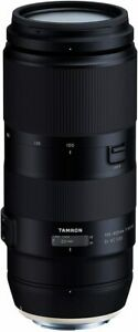 Tamron Ultra  Zoom Lens 100-400Mm F4.5-6.3 Di Vc Usd For