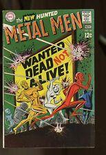 METAL MEN #34 VERY GOOD / FINE 5.0 1968 DC COMICS