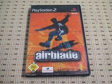 Airblade für Playstation 2 PS2 PS 2 *OVP*