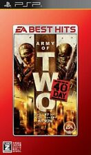 """<Ea Best Hits> Army Of Two: The 40Th Day Portable [Cero Rating """"Z""""] - Psp"""
