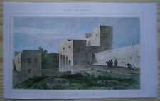1848 print BEIRUT, LEBANON (#22)