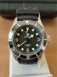 Steeldive SD1958 - Tudor Black Bay Homage