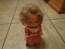 "CAMPBELL SOUPS--1988 CAMPBELL'S SPECIAL EDITION 10"" KID DOLL (LOOK)"