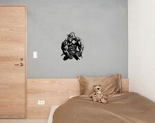 baño CÓMIC Villano - Batman Enemy DC Adhesivo de pared decorativo imagen