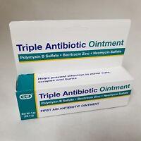G&W Labs Triple Antibiotic Ointment, 1oz 307130268318A276