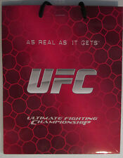 "UFC Ultimate Fighting Championship GIFT BAG 10x12.5""w/ Tissue - FREE U.S. Ship !"