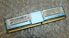 4 Go MICRON IBM 46C7423 PC2-5300F 667MHz DDR2 4RX8 FBDIMM ECC MÉMOIRE DE SERVEUR
