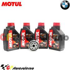 TAGLIANDO OLIO + FILTRO MOTUL 7100 10W50 BMW 750 K75 S 1991