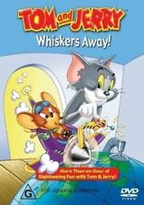 Tom And Jerry - Whiskers Away (Dvd) Family Kids Comedy Animation Cartoon