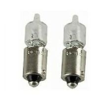 Set of 2 BMW 1 Series E30 E36 E38 E39 Front Dome Light Bulb Osram 63311374798