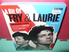 A BIT OF FRY & LAURIE - 1 TEMPORADA - 2 DVD - NUEVA