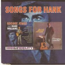 Songs For Hank (Remastered 2 On 1 Ed.) von George Jones,Jack Scott (2012)