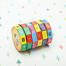 Hot Effective Education Cube Learning Math Toys Magic For Kids Puzzle Story Toy