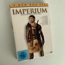 Imperium - 3 DVD Box Set (2010) DVD