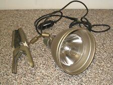 LAMPADA CON PINZA CON LAMPADA ILESA 220W 120V. SPOT