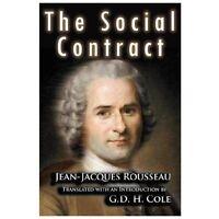 Social Contract: By Jean Jacques Rousseau