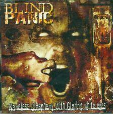 BLIND PANIC DIANE BLASFEMIA CON CD NUEVO EMB. ORIG. H635