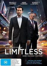 Limitless (DVD, 2011)