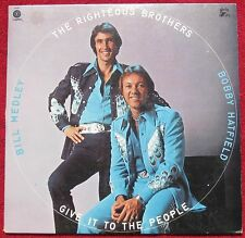 The Righteous Brothers (Vinyl LP): Give It To The People