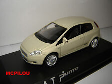 NOREV FIAT PUNTO 2005 sand in the 1/43°
