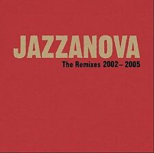The Remixes 2002-2005 by Jazzanova 2 Disc CD, CD-R; IMPORT VERY GOOD House Ayers