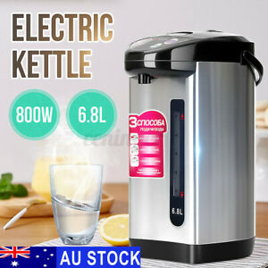 6.8L Instant Electric Boiling Kettle Hot Water Boiler Dispenser Coffee Tea Maker