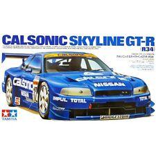 TAMIYA 24219 Calsonic Skyline GT-R 1/24 scala del modello in plastica serie per auto