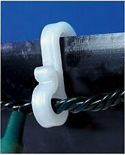 Pack x24 Mini Gutter Hooks For Christmas Lights