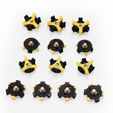 16 Pack Masters Ultra Grip Golf Shoe Spikes Cleats 25mm Metal Thread Fitting Us
