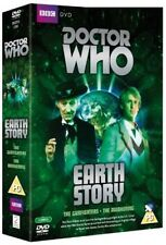 DR WHO 025+131 (1966+1984) EARTH STORY Doctor William Hartnell Peter Davison DVD